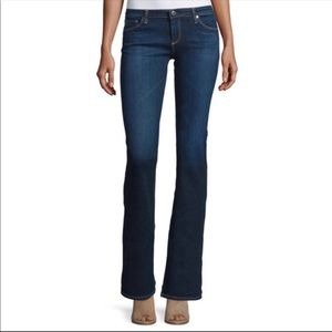 AG The Angelina petite boot cut Jeans 31R